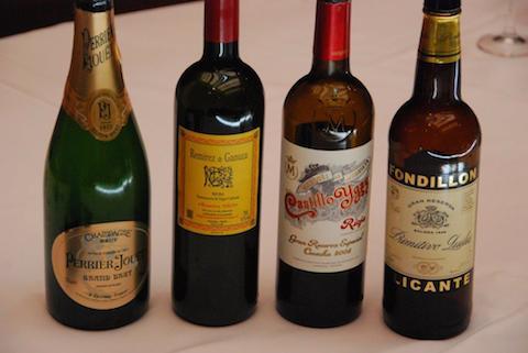 El Fondillón de Primitivo Quiles fue uno de los vinos que se cataron
