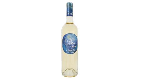 L´Alba del Mar. Vino blanco fermentado 4 meses en barrica