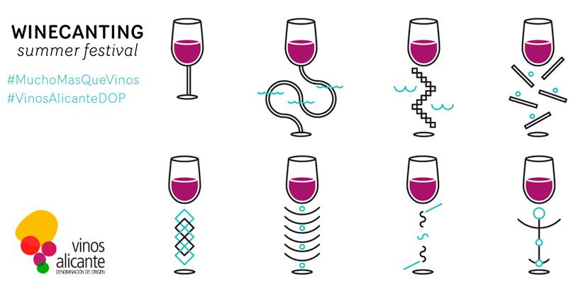 Winecanting son momentos irrepetibles, todas esas vivencias que hacen que cada copa de vino sea diferente. Una conversación, un beso, una fiesta... Disfrutar el Mediterráneo.